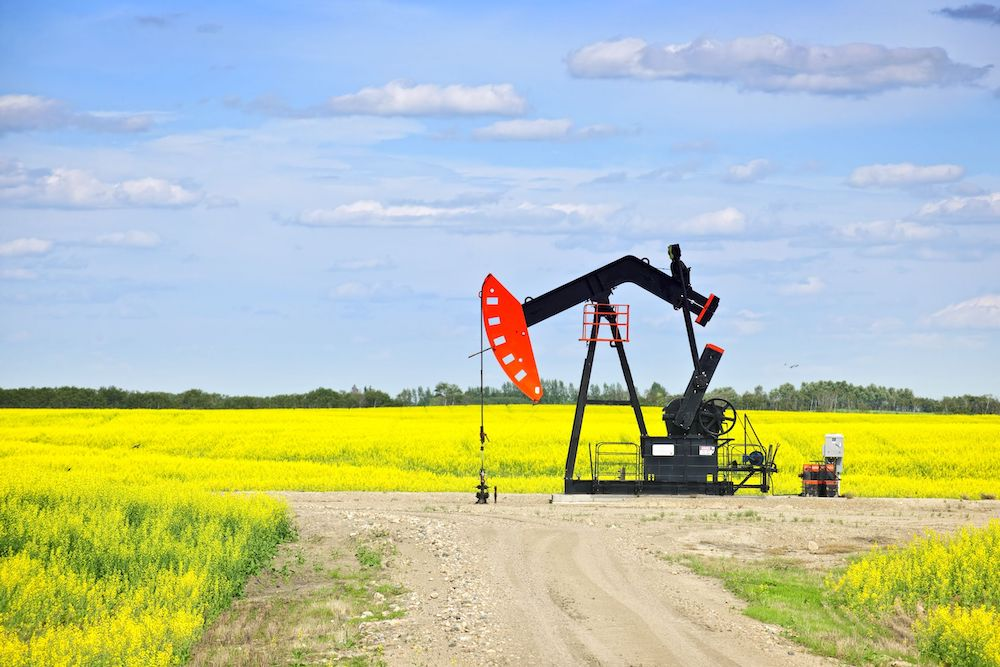 Keep oil in the ground? What's the upside?